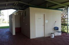 Toilets with disabled access
